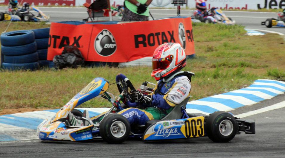 Kart: Um dos melhores brasileiros no Rotax Max Finals, João Pinheiro Filho salienta grande aprendizado