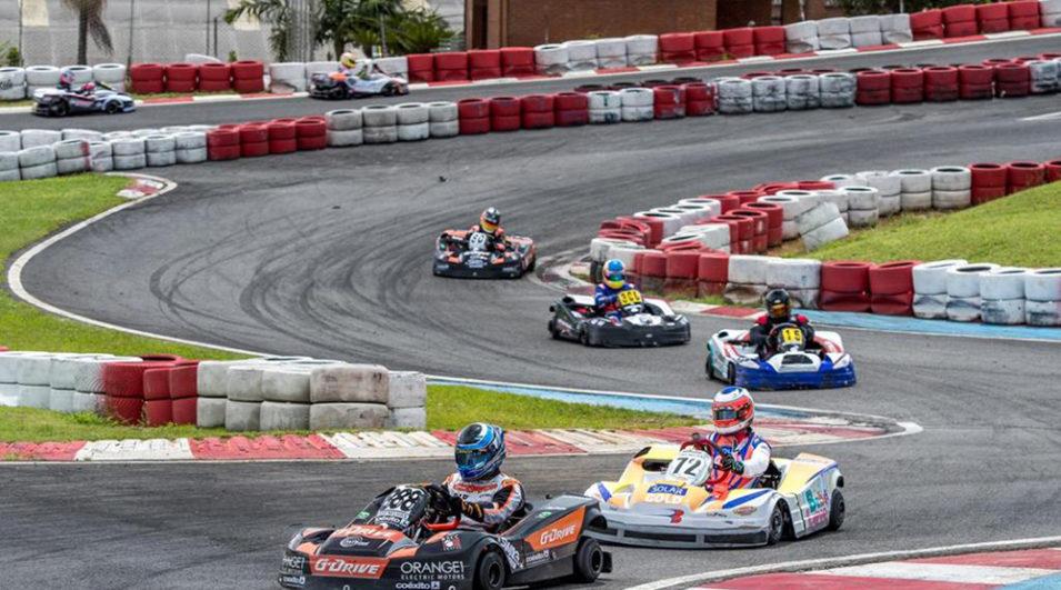 Kart: João Renato Corbellini venceu as 500 Milhas Granja Viana na categoria B em sua estreia na competição