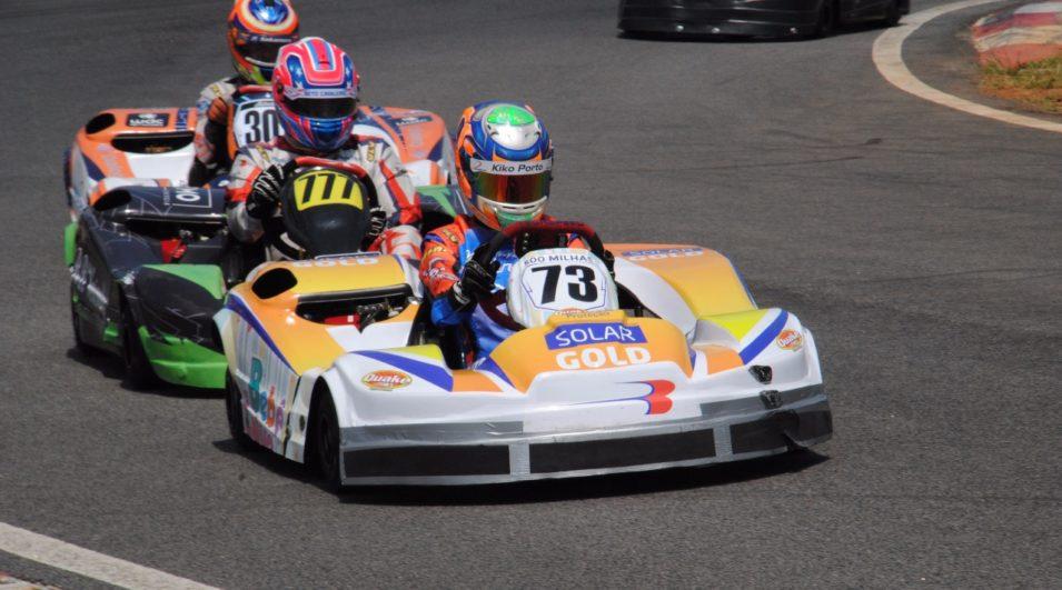 500 Milhas de Kart: Kiko Porto quer repetir título na maior festa do kart brasileiro