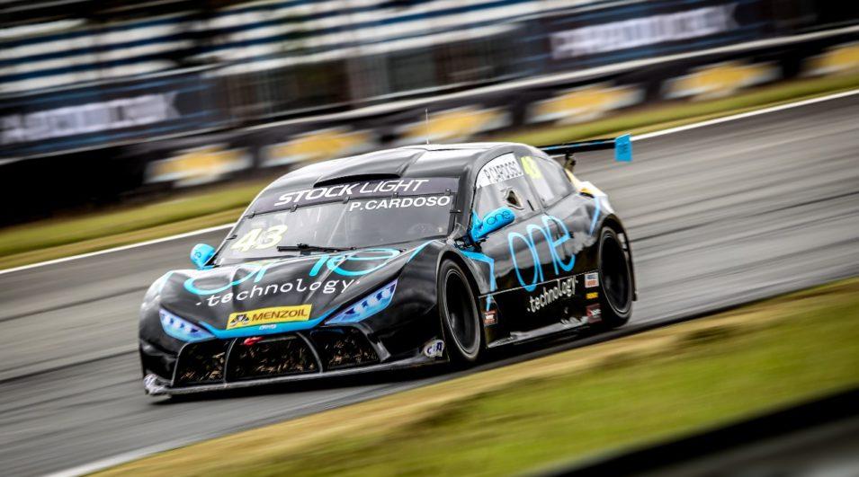 Em Interlagos, Pedro Cardoso disputa o título da Stock Light 2018