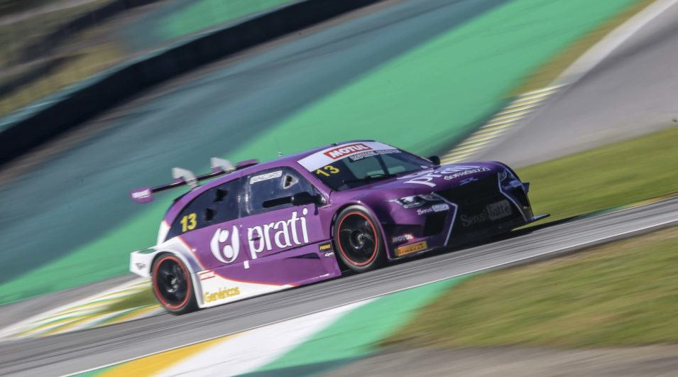 Sprint Race: Rapha Campos (PRO) e Rodrigo Rocha (GP) são os mais rápidos no primeiro treino