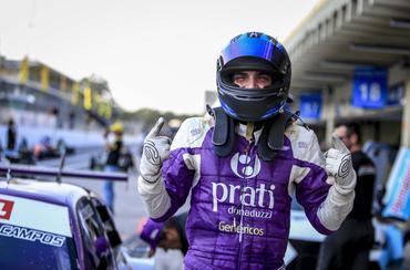 Sprint Race: Rapha Campos e Luciano Zangirolami saem na pole em Interlagos