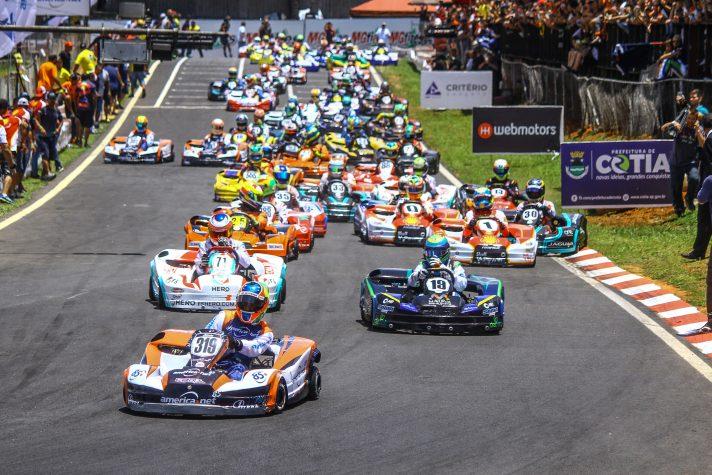 500 Milhas de Kart: Confira a lista de pilotos inscritos nas 500 Milhas de Kart