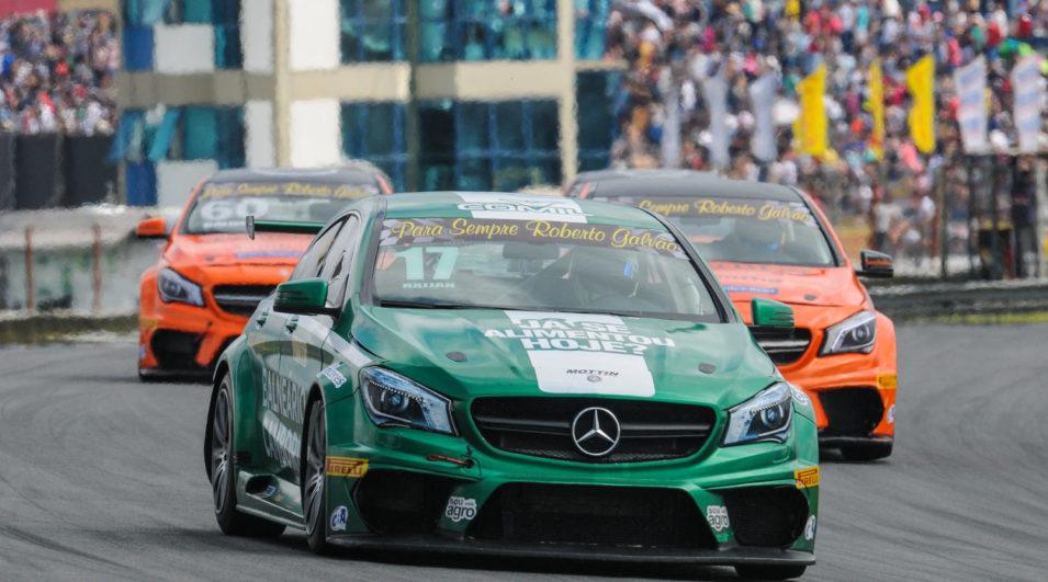 Campeão confirma permanência no Mercedes-Benz Challenge