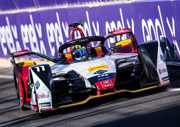 """Fórmula-E: Di Grassi pontua novamente e diz: """"Vamos pra cima no Chile"""""""