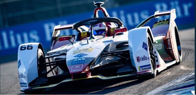 Fórmula-E: Nico Muller é o mais rápido no teste dos novatos