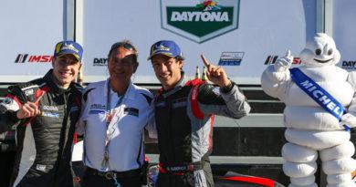 IMSA Prototype Challenge: Neil Alberico/Leo Lamelas vencem em Daytona