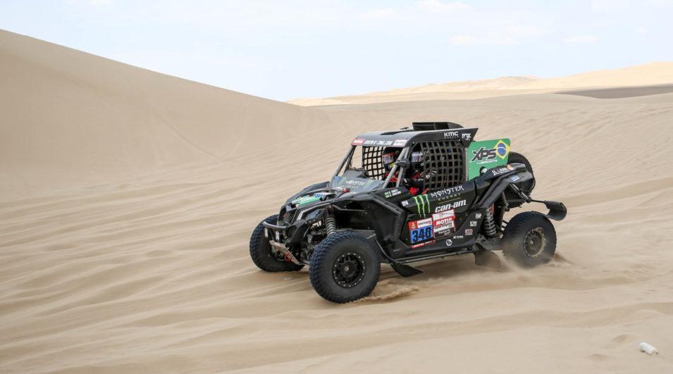 Rally Dakar: Em busca do bi do Rally Dakar, Reinaldo Varela e Gustavo Gugelmin vencem etapa de abertura