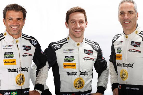 IMSA WeatherTech Sportscar Championship: Fittipaldi, Barbosa, Albuquerque e Conway com patrocínio da Galp