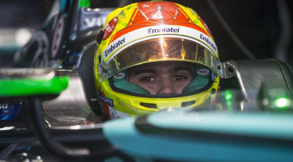 Fórmula-E: Pietro Fittipaldi testa pela Jaguar