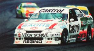 Omega campeão de 1996 com Ingo Hoffmann. Estreia: 1994