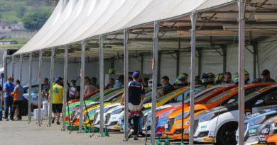 Boxes cheios em Interlagos